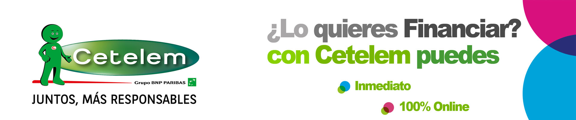 Financiacion sin intereses cetelem