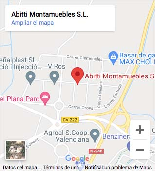 Mapa Tienda 123meloquedo Abitti
